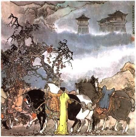 中国古代书画欣赏集锦